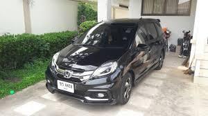 honda 7 seater car for rent honda mobilio 7 seater east coast pattaya region