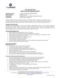 summary of qualifications sample resume best ideas of linux administrator sample resume with summary brilliant ideas of linux administrator sample resume with sheets