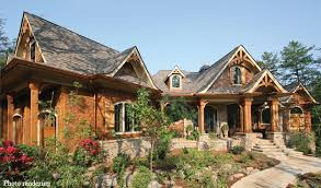 cabin style home interiors of lake houses cove a gated lake front community