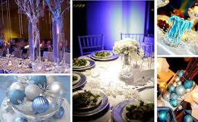 winter wonderland wedding decorating wedding winter place 24