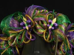 mardi gras items mardi gras maibox decorations mailbox garlands item 980