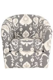 Swivel Upholstered Chairs Living Room Comes In Patterns And It Swivels We Ll Take It