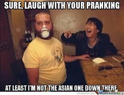 Asians Meme - when an asian gets funny by romantic meme center