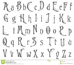 scrapbook halloween background scrapbooking alphabet cobweb halloween design stock photo image