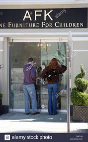 Nursery Furniture Store Los Angeles Marcia Cross And Husband Tom Mahoney Visit The Afk Furniture For