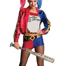 Halloween Costume Harley Quinn Womens Harley Quinn Inflatable Costume Bat U2013 Squad Harley