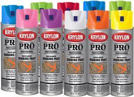 krylon pro marking spray paint
