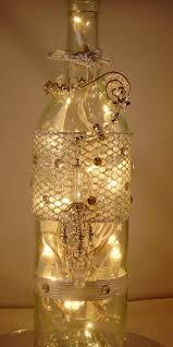 lights made out of wine bottles infinidad de decoraciones en botellas de vidrio hay que reutilizar