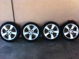 lexus rx300 original tires ca fs socal 04 rx330 18