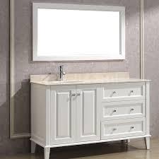 Where To Buy Bathroom Vanity Cheap 55 White Bathroom Vanity With Vanities Decorations 4