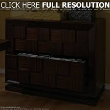 Wooden Lateral File Cabinet by Home Decorators Collection Oxford 3 Drawer Wood File Credenza File