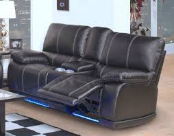 Sectional Recliner Sofa With Cup Holders Sofa Small Leather Sectional Sofa With Recliner Leather Recliner