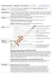 Sample Resume Format It Professional by Sample Resumes Free Resume Tips Resume Templates
