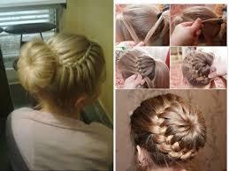 howtododoughnut plait in hair the 30 best wedding bun hairstyles everafterguide