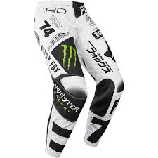 monster motocross gear new fox racing 2017 mx gear 180 pro circuit le monster energy