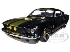 Mustang 1967 Black Ford Mustang Shelby Gt 500 1967 Ebay