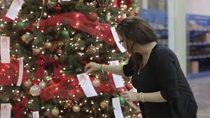 angel tree program works christmas magic salvation army youtube