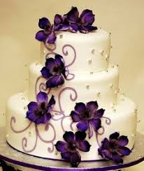 dark purple grey and black bouquet google search wedding