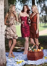 bridesmaid dress shops bridesmaids lucilles bridal shop