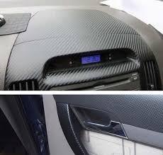Car Interior Carbon Fiber Vinyl 3d Carbon Fiber Film Vinyl Sticker Car Body Decal Interior