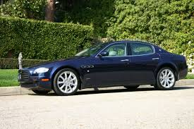 maserati quattroporte 2006 maserati u0027s rebound italian brand finds success by carefully