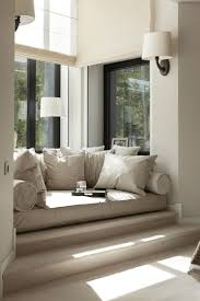 House Design Bay Windows by Bay Window Seat A Window Seat With Padded Seat Storage Below And