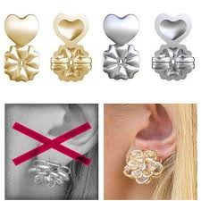 types of earring backs for pierced ears types of earring backs best earring 2017