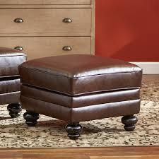 three posts croydon bonded leather storage ottoman u0026 reviews wayfair