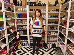 refinery29 profiles sneaker closets by nitrolicious deadstock nyc