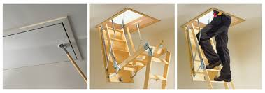 attic group u0027s quick and easy access to roof storage attic group