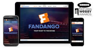 mobile movie ticketing movie apps fandango