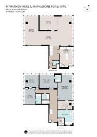 marathon house marylebone london nw1 4 bedroom flat for sale