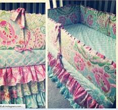Pottery Barn Ruffle Crib Skirt Crib Skirt But I Think I Will Convert It To A Valance For My