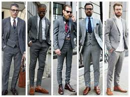 light grey suit combinations the grey menswear trend stylerug