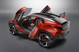 new nissan z 2018 nissan gripz presents the future look of juke 3 muscle cars zone