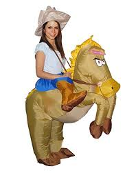 Cowgirl Halloween Costumes Horse Halloween Costumes Adults Kids