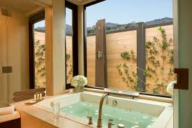 bardessono hotel spa napa valley yountville steam spa suite rooms click here to launch gallery