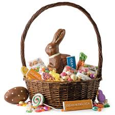 easter basket bunny why we give easter baskets to our children