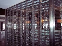 custom stainless steel wine rack central sheet metal fabricators