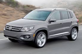 volkswagen minivan 2016 2016 volkswagen tiguan suv pricing for sale edmunds
