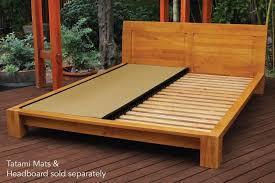 Tatami Mat Bed Frame Tatami Bed Frame Soaring Bed Company