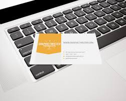 business card mockup on apple mockup templates images vectors
