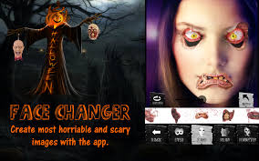 halloween face changer halloween makeup android apps on google