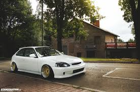 honda civic 2000 modified from poland with stance stancenation form u003e function