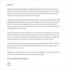 12 love letter templates to my husband u2013 free sample example