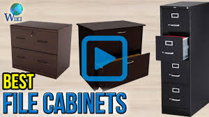 Hirsch Filing Cabinet Lock by Top 10 File Cabinets Of 2017 Video Review