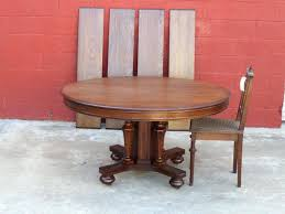 antique dining table and chairs u2013 thelt co