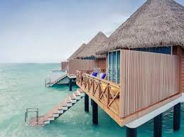 mercure maldives kooddoo resort overwater bungalows