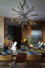 Modern Chandeliers For Dining Room A Fixer Take On Midcentury Modern Joanna Gaines