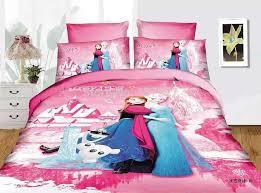 Frozen Bed Set Wholesale Frozen Princess Cotton Comforter Bedding Sets Single